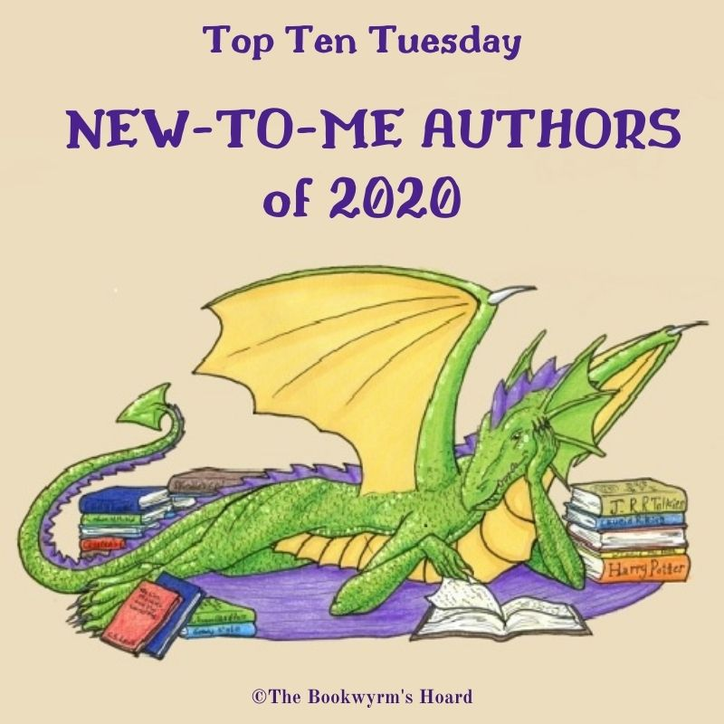 Best New-to-Me Authors I Read in 2020