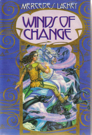 Book cover: Winds of Change, by Mercedes Lackey