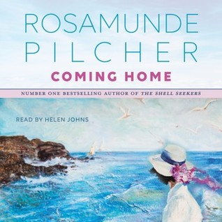 Audiobook cover: Coming Home, by Rosamunde Pilcher