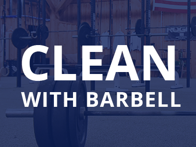 clean-barbell