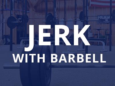 jerk-barbell