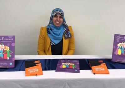 Quran Princesses Book party1