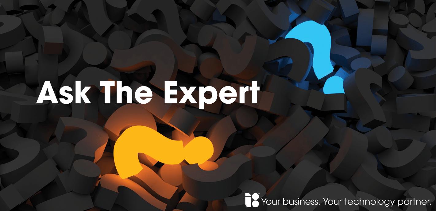 New Live Webinars – Ask The Expert