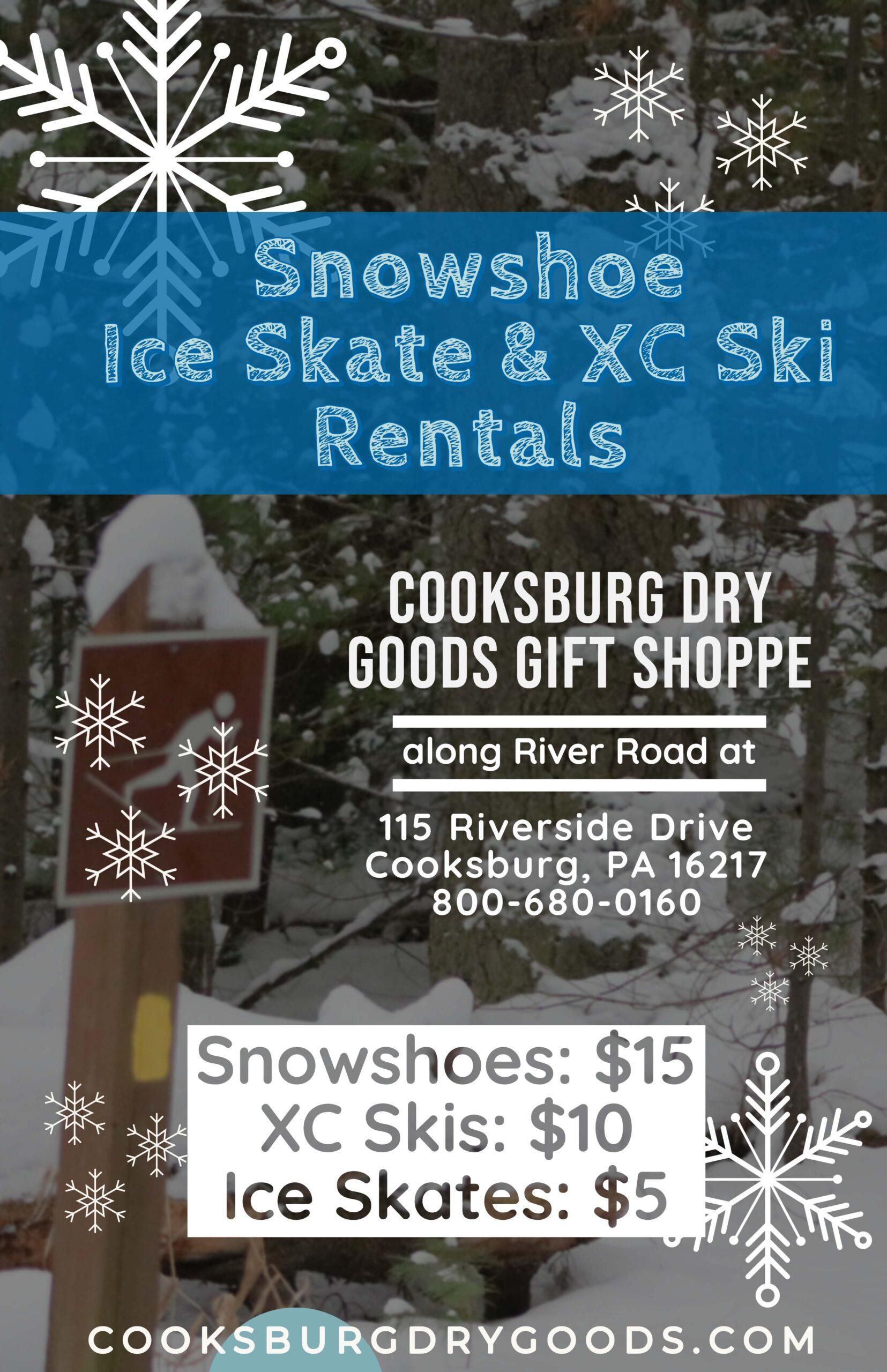 CDG Winter Rentals