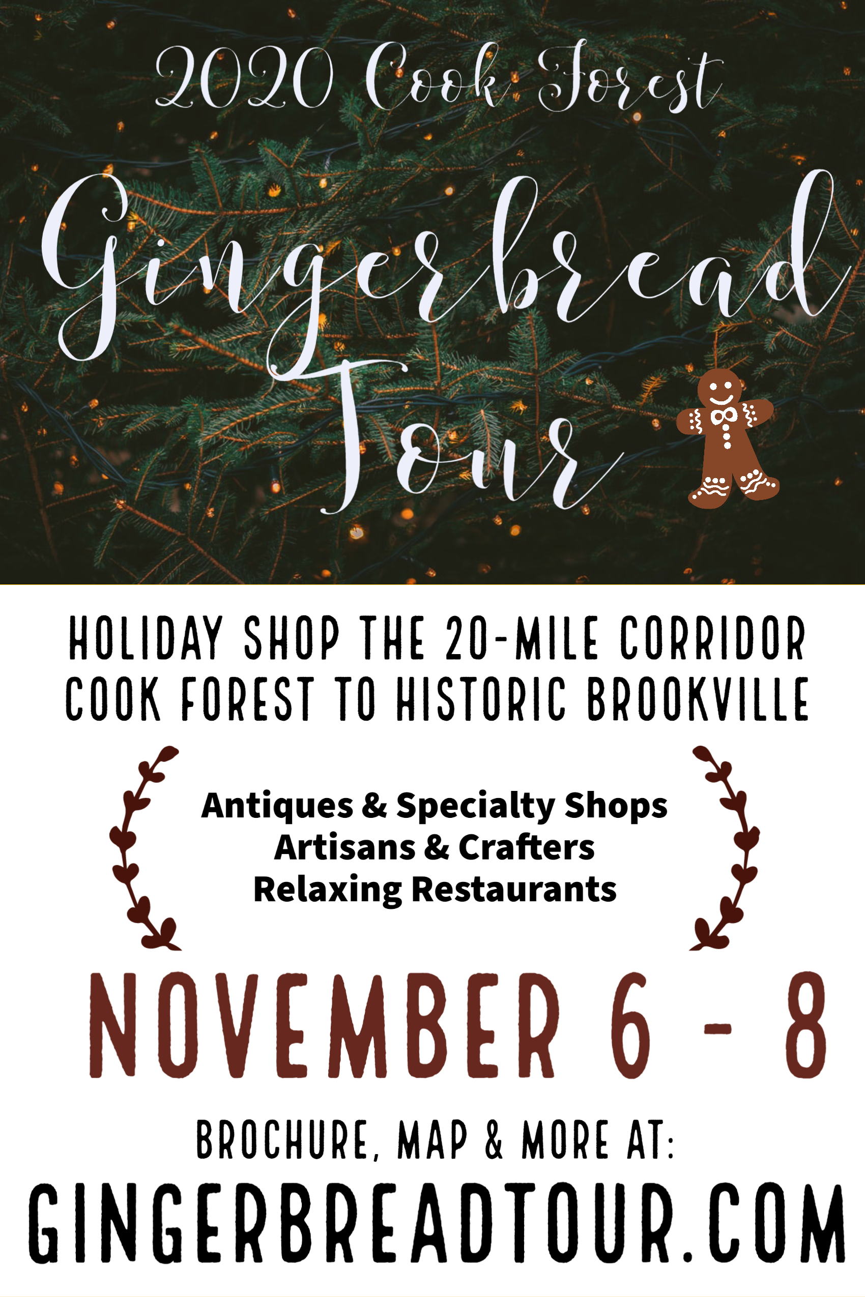 Gingerbread Tour