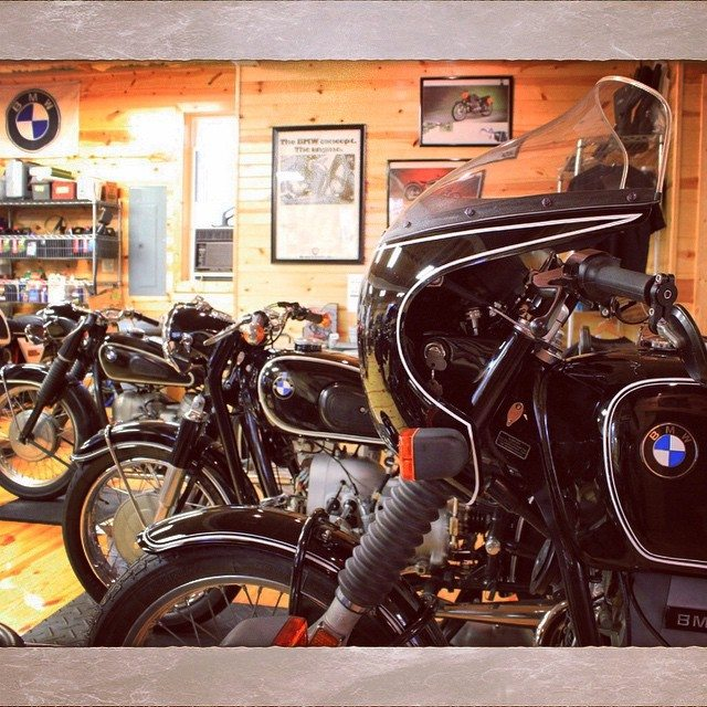 3 Decades.  #1950's #1960's #1970's #VintageBMW #slash3 #slash2 #slash6