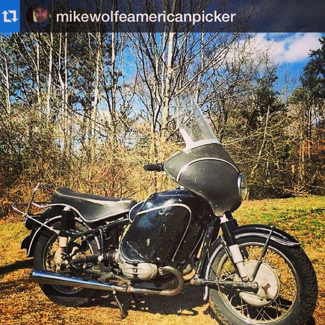 #Repost @mikewolfeamericanpicker with @repostapp.
