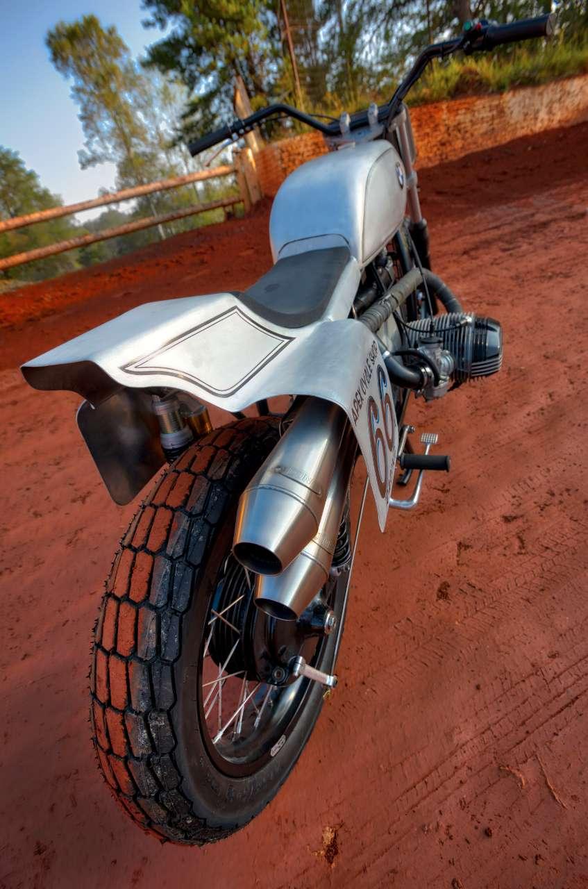 R100T Flat Tracker