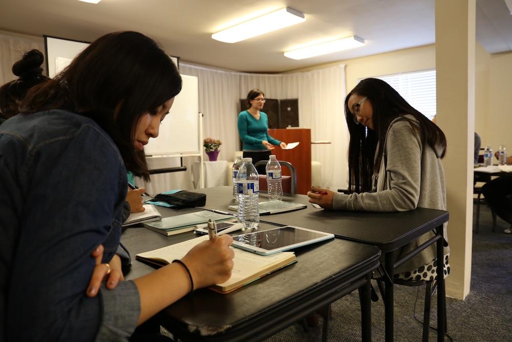 Experiencing God through Mentoring