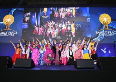 Rainbow Children's Choir.