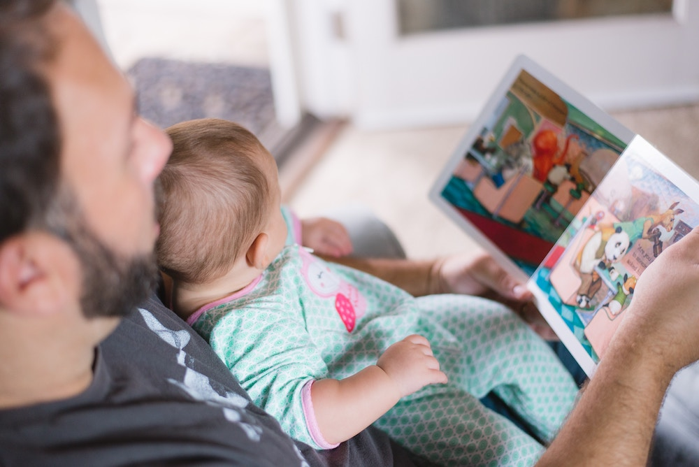 Storytelling Brings the Family Together