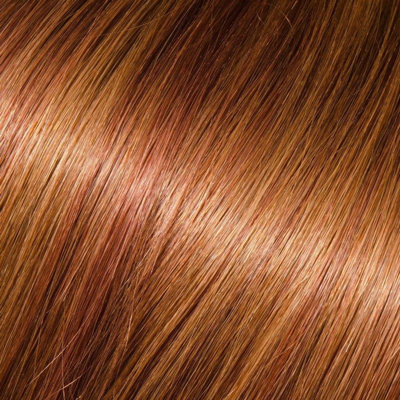 Auburn Clip-in Hair Extensions