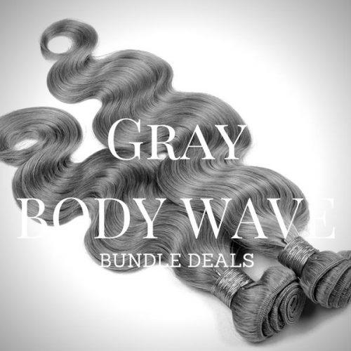 gray body wave bundle deal