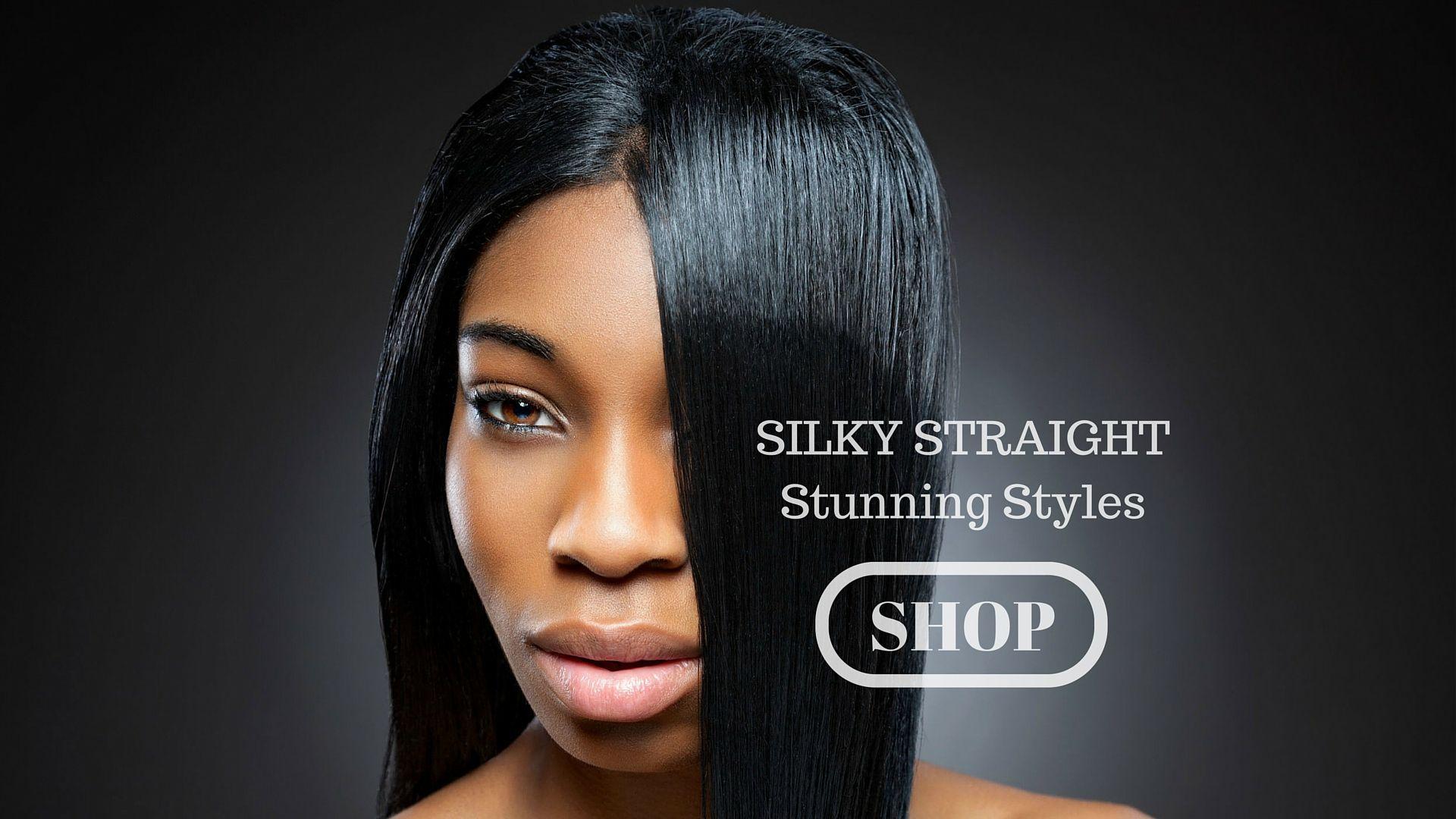 Silky Straight Slider