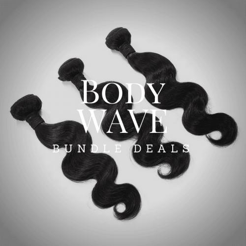 malaysian body wave bundle deal