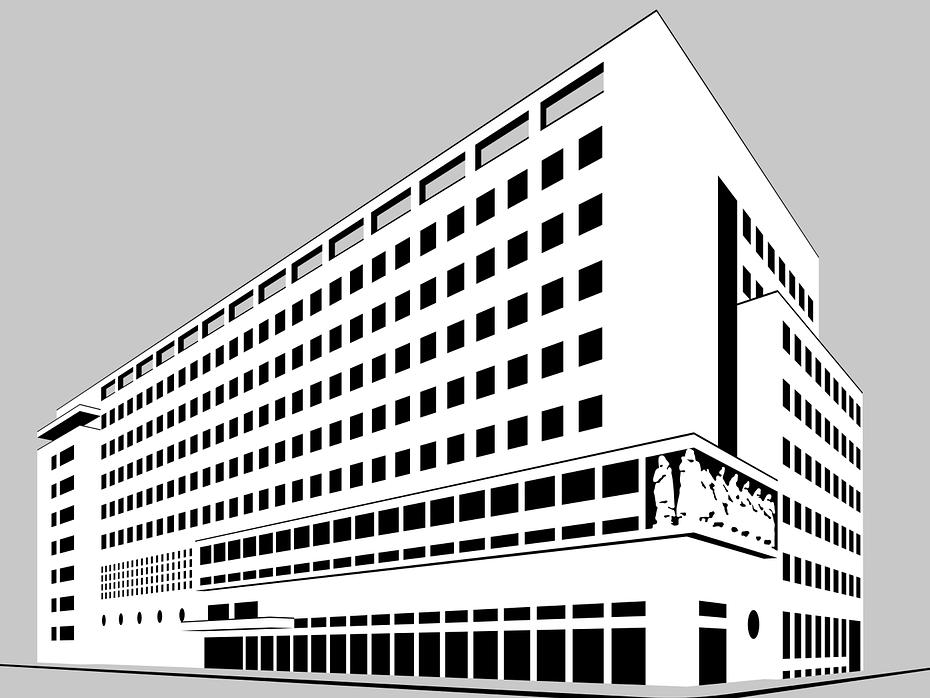 Enterprise building