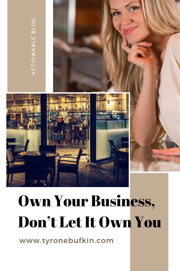 Own your Business