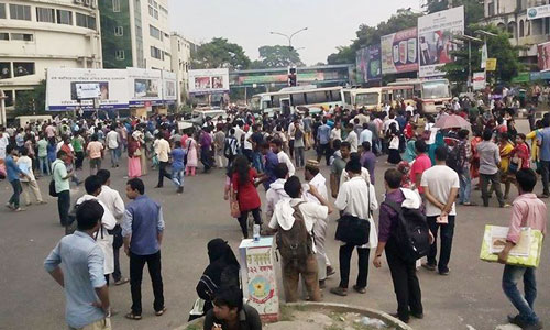 Student-protest-shahbag-MBBS-dental
