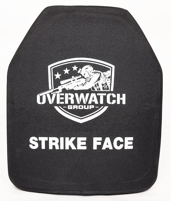 Overwatch Group Level IV AP Ceramic/PE Composite Plate