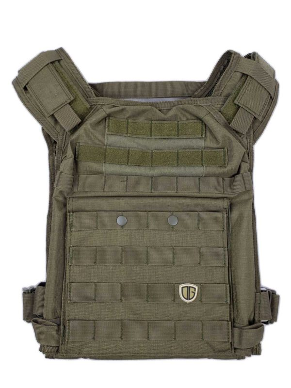 OG Elite Plate Carrier OliveDrab
