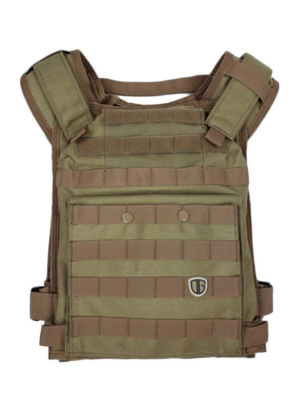 OG Elite Plate Carrier Tan