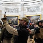 Chaos at the Capitol: Extremists Storm Congress During Electoral College Certification
