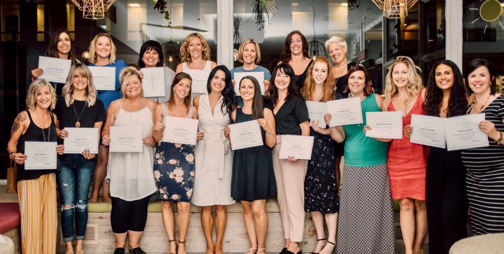 Life Coaching graduates from Mind Rebel Academy