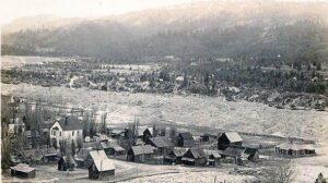 Idaho City School 1940