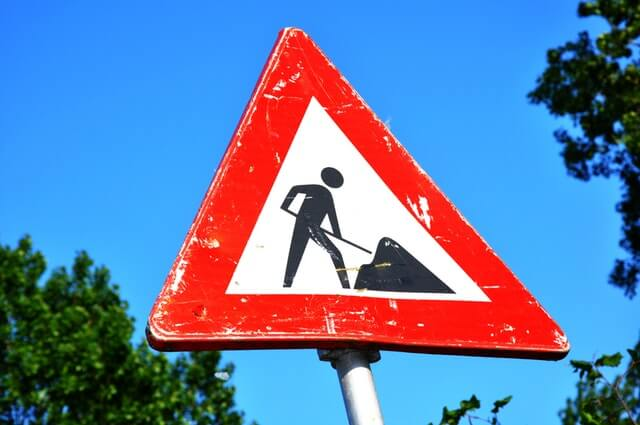 painted-construction-road-sign