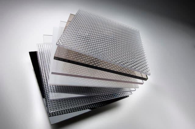 multi-polycarbonate-sheets