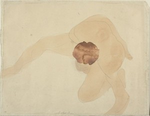 Rodin, Pivoting Nude