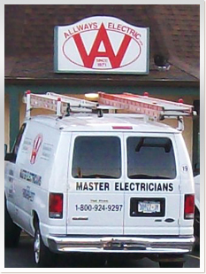 Allways Electric Van