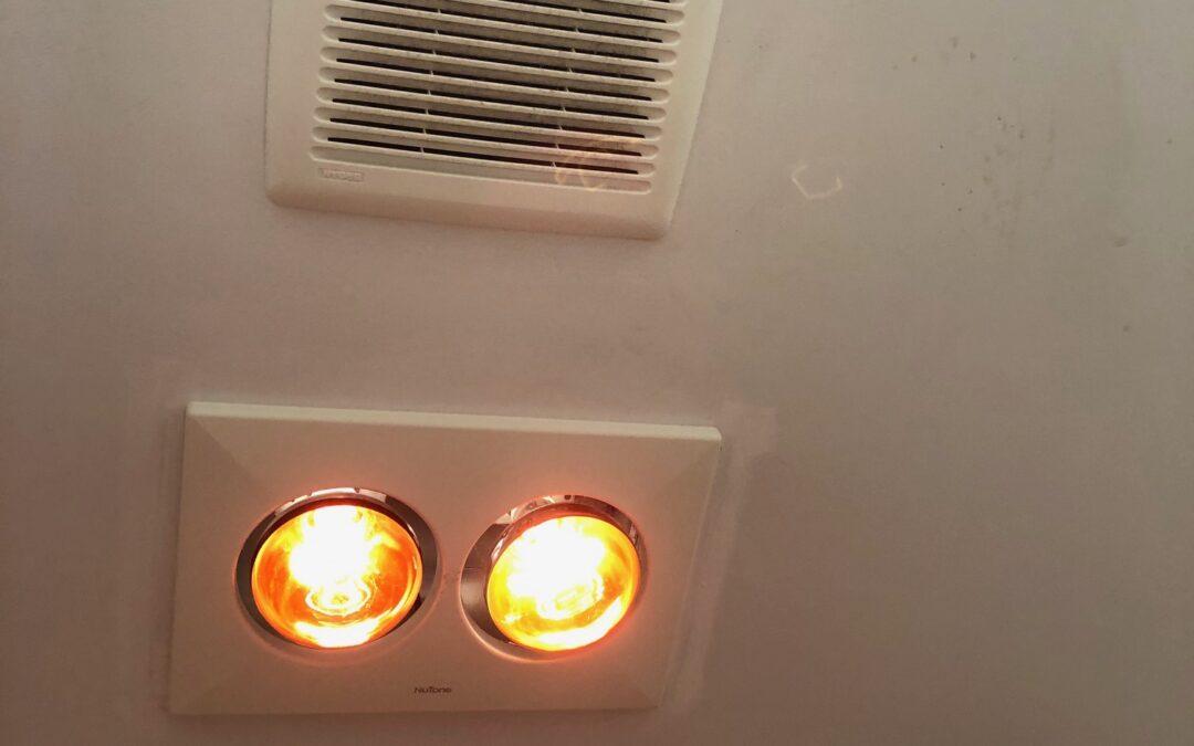 Bathroom Exhaust Fan and Heat Lamp Installation North Babylon, NY 11702