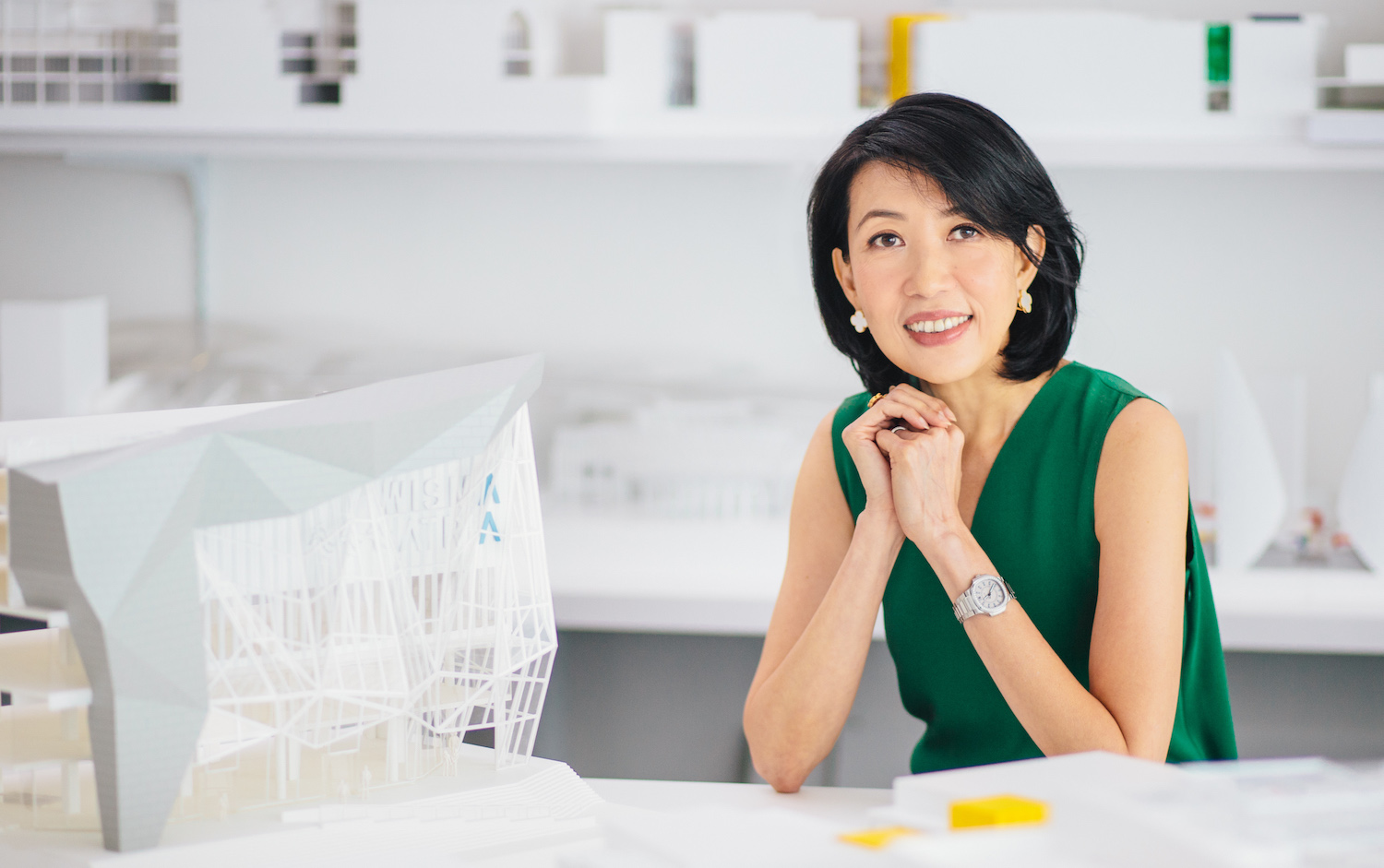 A Chat with Angelene Chan