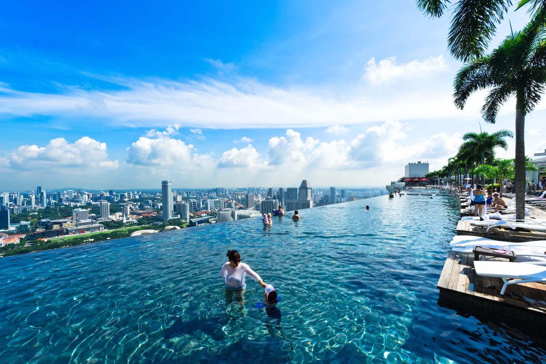 The Man who Designed Singapore's Iconic Pool