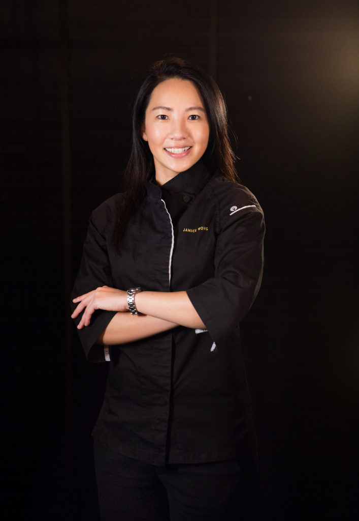 Janice Wong portrait