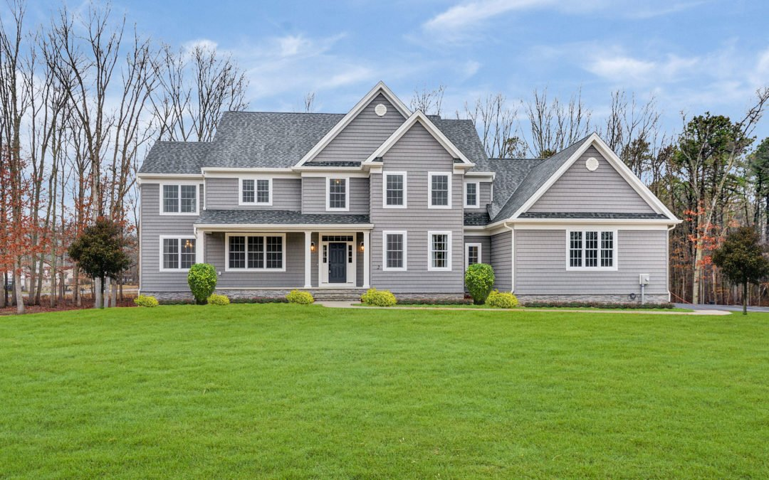 Now Previewing Belaire Estates, Monmouth County's Newest Luxury Single Family Home Community