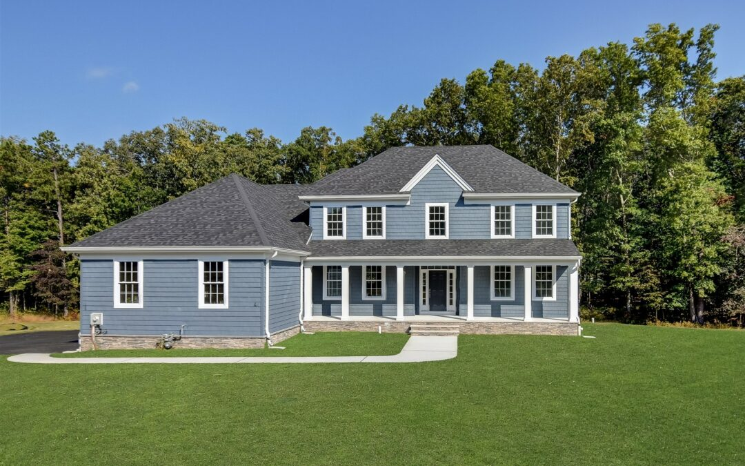 Luxurious Country Chic Model Debuting this Sunday at Belaire Estates Open House!