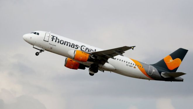 Thomas Cook Collapse Effects: The Bankruptcy of a German Airline