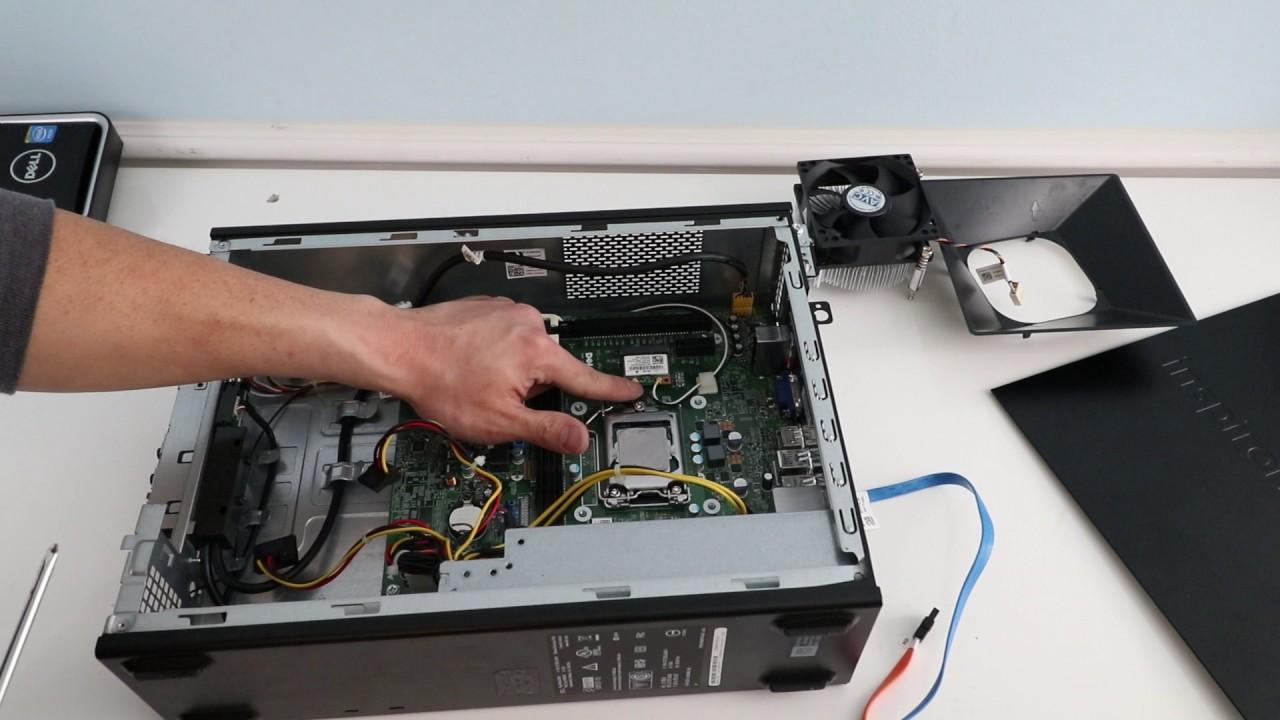 Get To Know DELL VOSTRO 3470 Small Desktop Computer