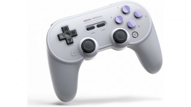 8BitDo SN30 Pro+: An Almost Perfect Switch Controller for PC