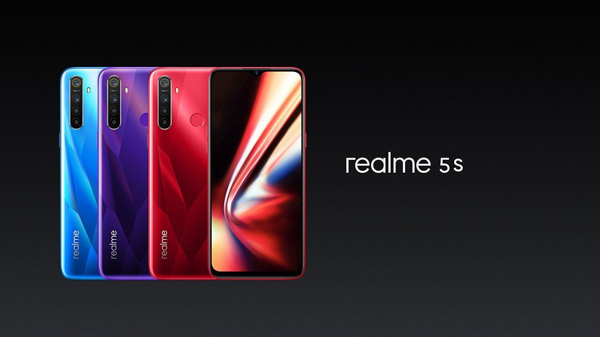Realme 5s India will be released: know the Prices, Specifications, and Everything related to this smartphone