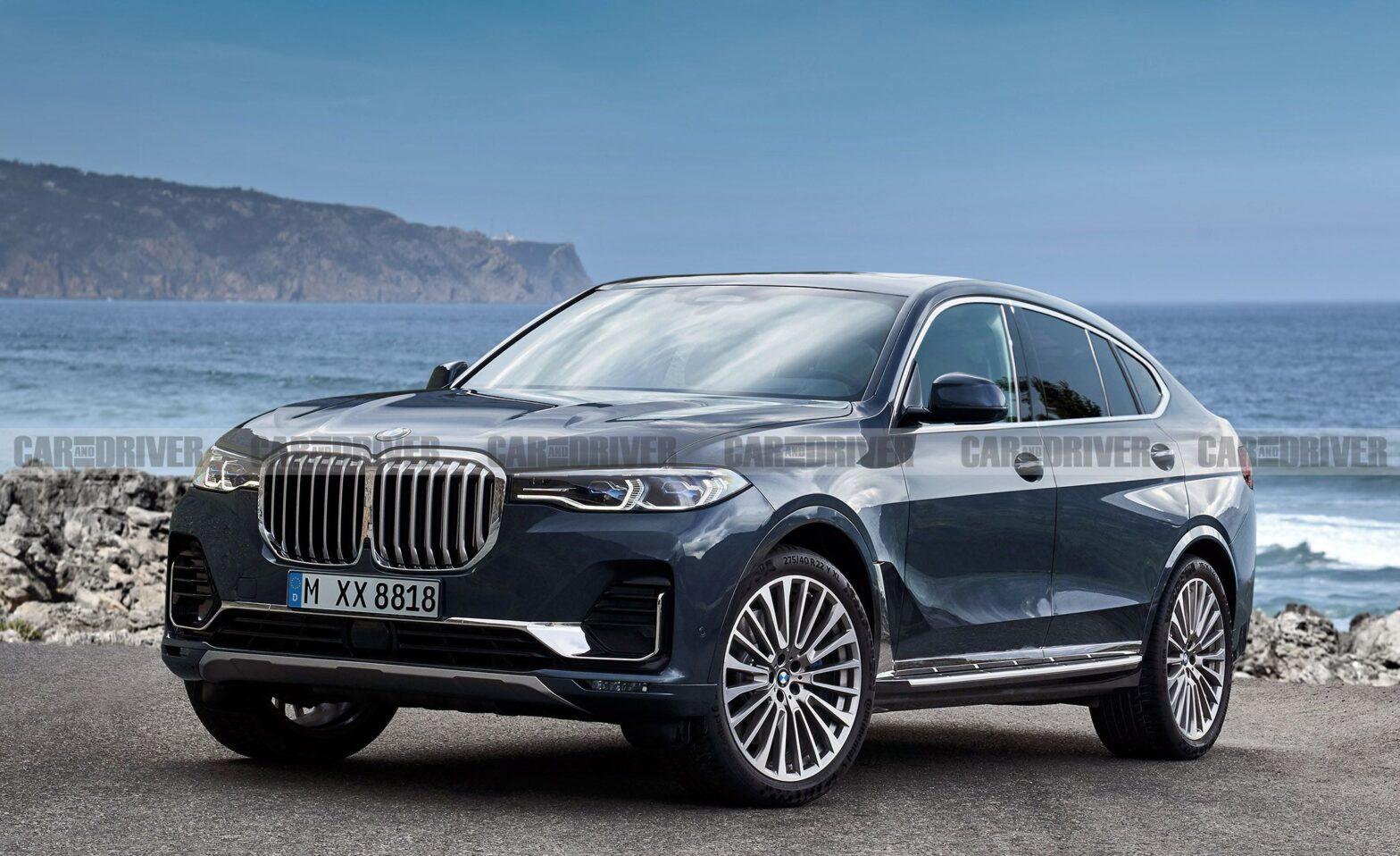 BMW X8 Hottest Rumors