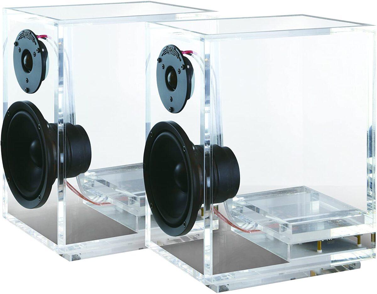A Unique Wireless Speaker by Transparent