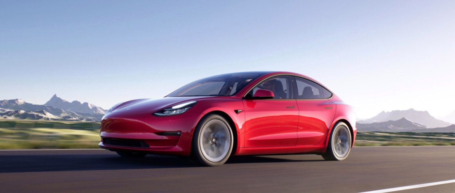 A Special Price of Tesla Model 3 in 2021 Only with $35,000 with Great Specs