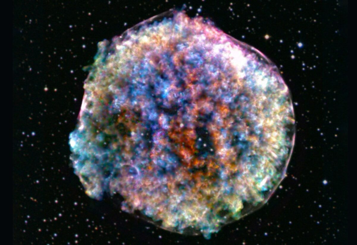 Supernovae carry a positive result in generating carbon in new science
