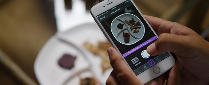 Advanced Calorie Counting Technology That Analyzes the Image of the Meal