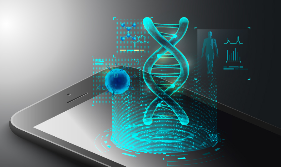 The Development of iGenomics, the World's First DNA Sequencer on iPhone