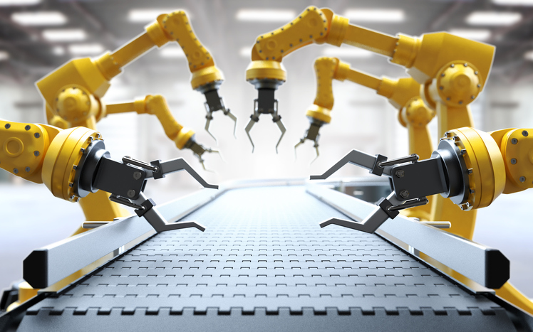 Robotic Arms Technology that Can Pick and Place Items Faster