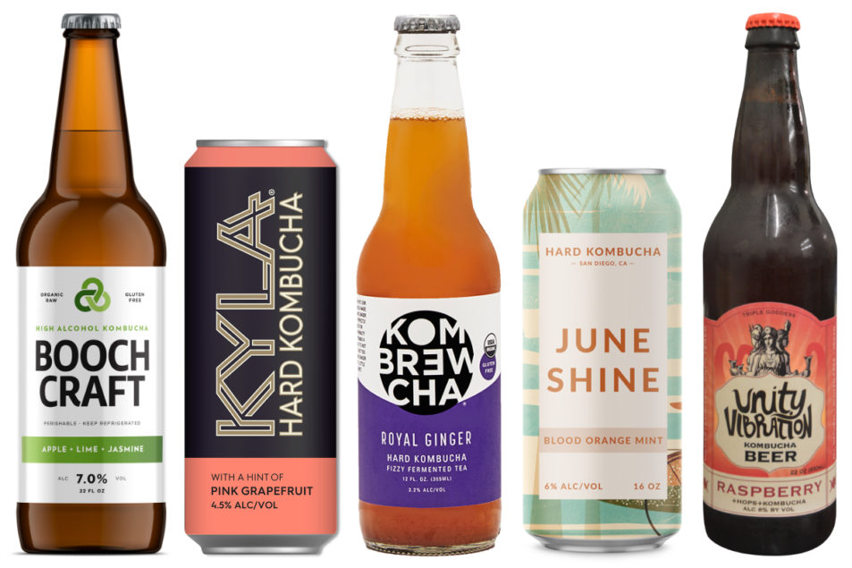 What Is Alcoholic Kombucha, and Is It Healthy?